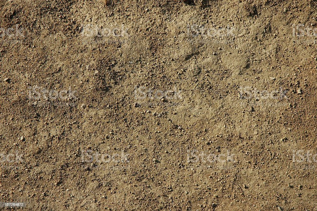 Dirty sandy texture background stock photo