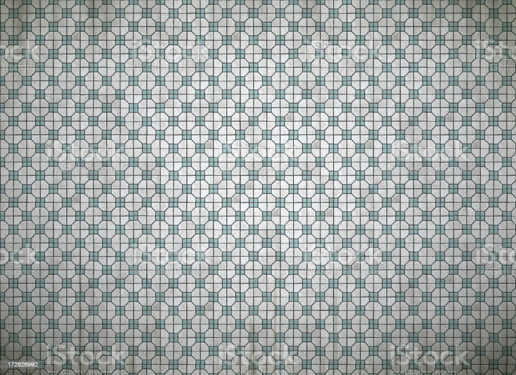 dirty tiled background stock photo