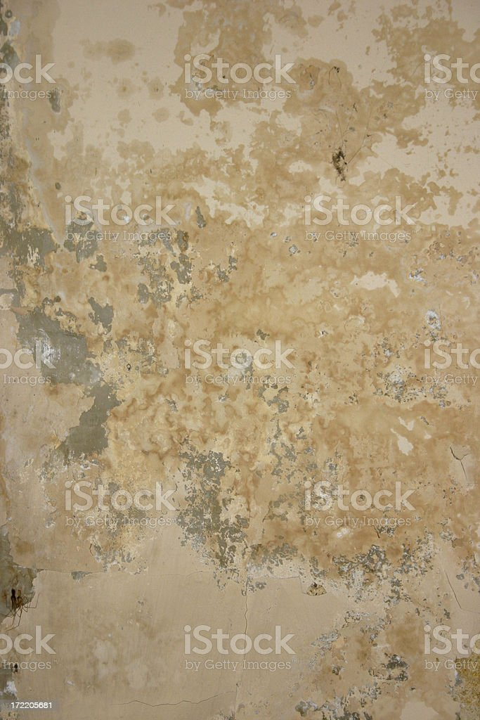 Dirty wall royalty-free stock photo