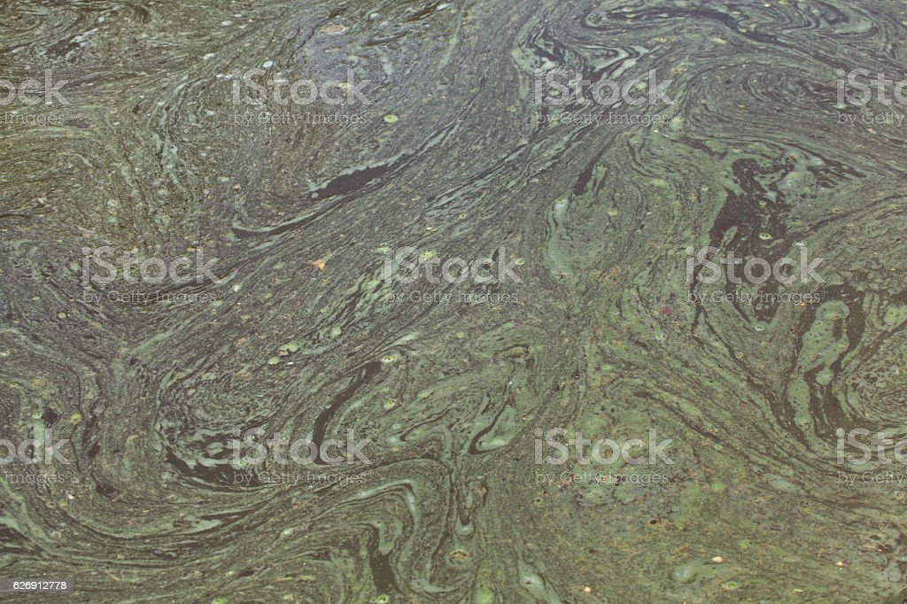 Dirty water pattern. Full frame texture. stock photo