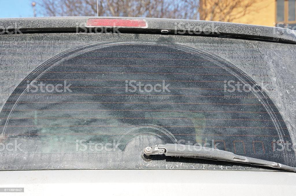 Fenster schmutzig – Foto