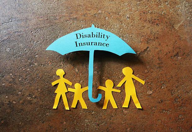 Disability Insurance stock photo