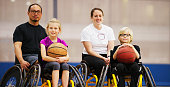 istock Disabled Children in Athletic Training 499777368