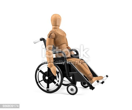 941792734istockphoto disabled wooden mannequin sitting in wheelchair 936809174