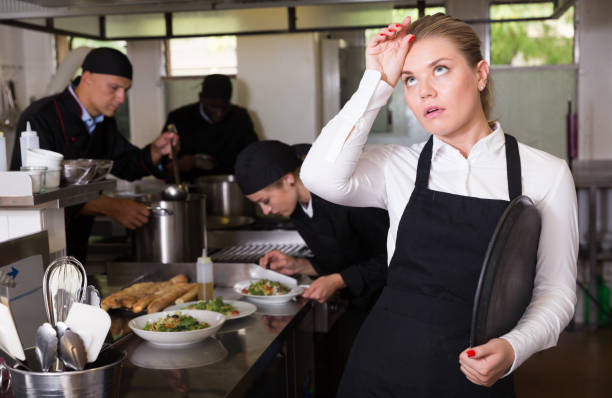 331 Angry Waitress Stock Photos, Pictures & Royalty-Free Images - iStock