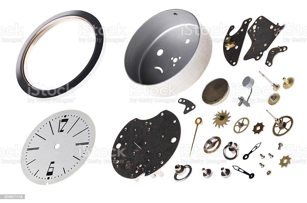 Desmontar Reloj Más Banco De Imágenes El Foto Acero Stock Y f6gYb7y