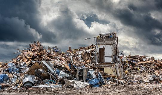 Foto de Desastre e mais fotos de stock de Acidentes e desastres