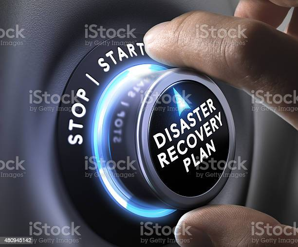 Disaster Recovery Plan Drp Stock Photo - Download Image Now