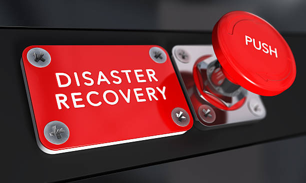 Disaster Recovery Plan, DRP stock photo