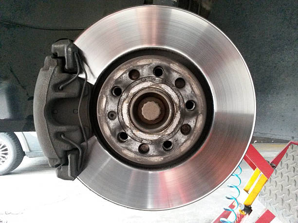 disque de frein - disque de frein photos et images de collection