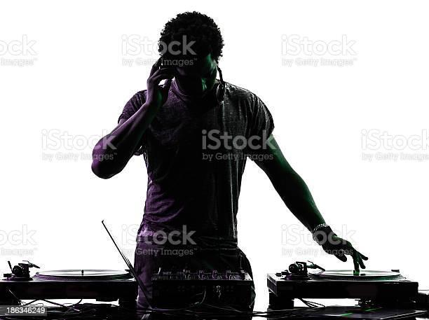 Disc jockey man silhouette picture id186346249?b=1&k=6&m=186346249&s=612x612&h=9skq8vyk vpvn ll2jflzkqah4jnn0cas140rbhk2b4=