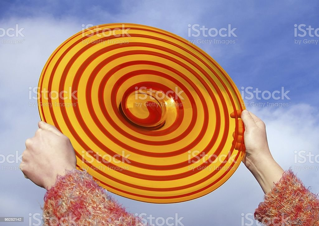 disc royalty-free stock photo