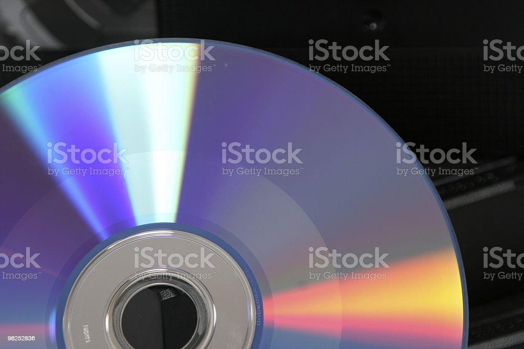 Disc royalty-free stock photo