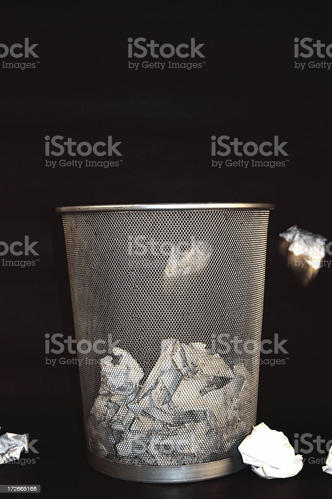 Discarded royalty-free stock photo