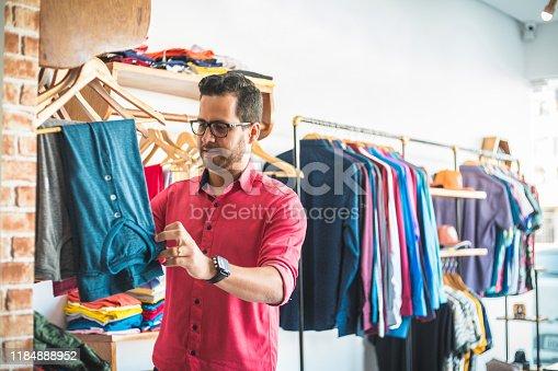 Store, Textile, Textile Industry, Vendor, Colors