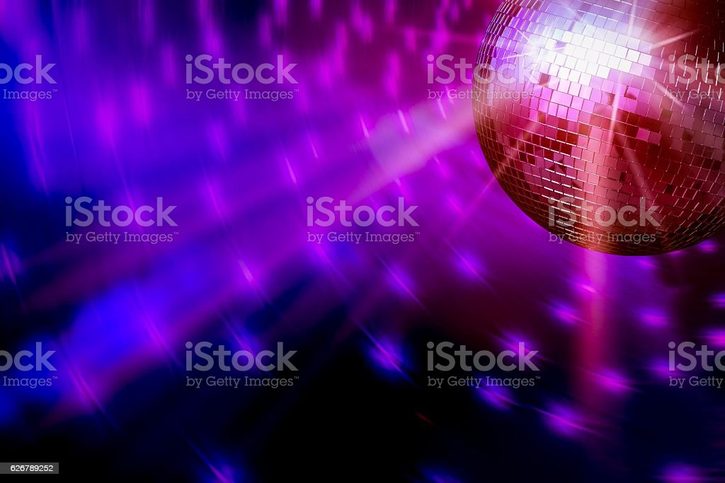 Disco background concepts. – Foto