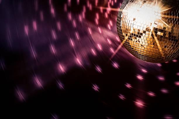Disco background concepts. stock photo