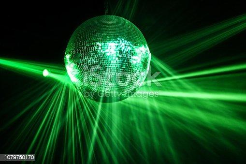 istock Disco ball - Nightlife 1079750170