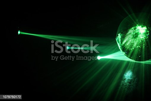 istock Disco ball - Nightlife 1079750172