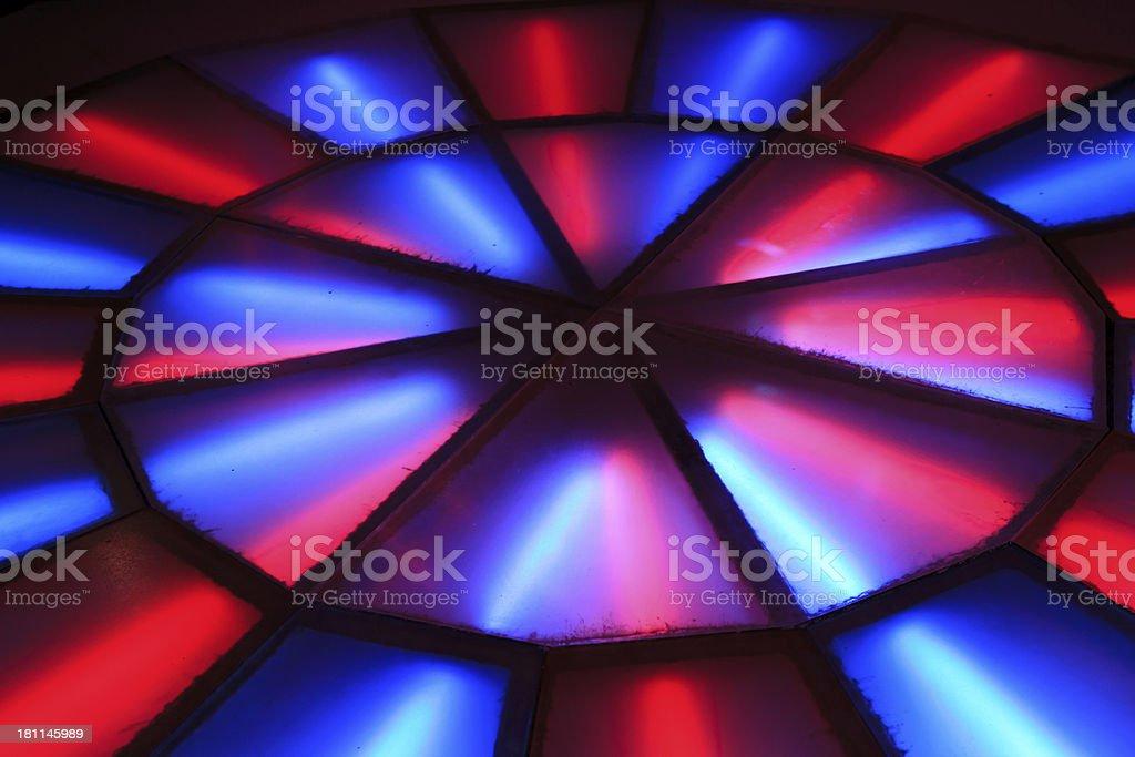 disco dance floor royalty-free stock photo