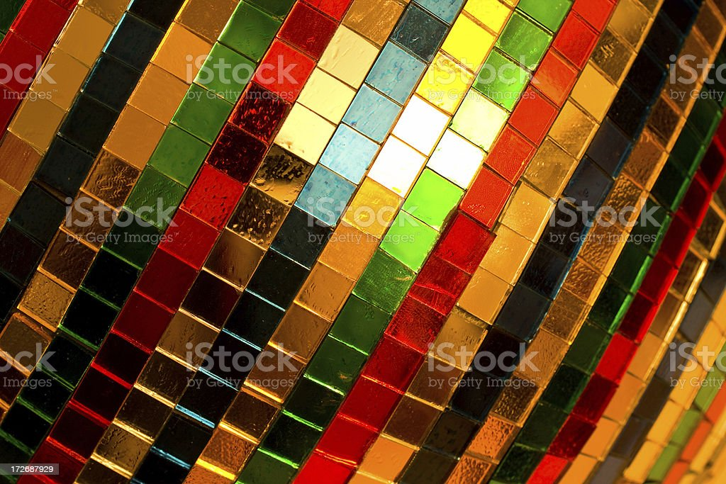 Disco madness royalty-free stock photo
