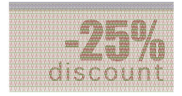 discount coupon -25% - guilloche stock photos and pictures