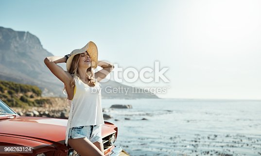966263130 istock photo Discover the land, go on a road trip 966263124