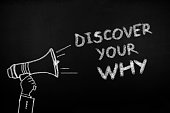 istock Discover Your Why 1048383878
