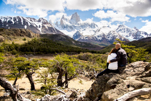 discovering argentina - south america travel stock photos and pictures