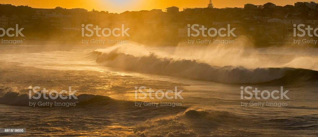 Discovering Australia stock photo
