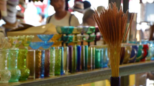 Discovering Bangkok Thailand Life and Culture stock photo