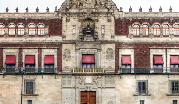 Discovery Mexico-Centro Historico stock photo