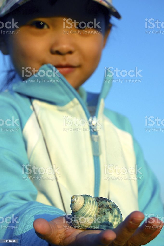 Discovery royalty-free stock photo