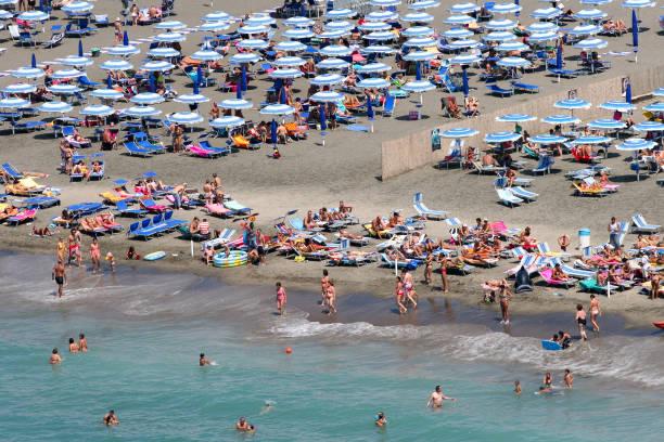 Découverte Rome - plage - Photo