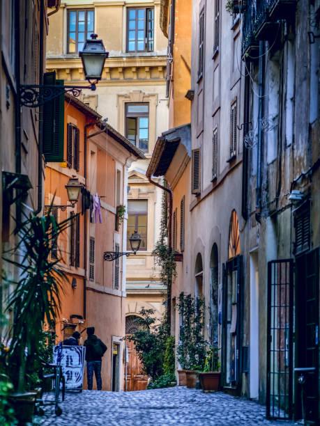 Discovery Rome - Jewish Ghetto stock photo