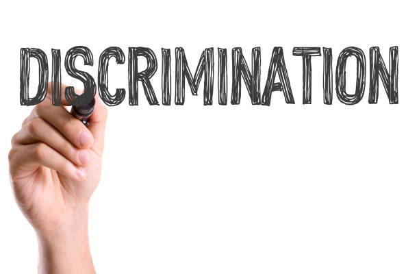 diskriminierung - vorurteil stock-fotos und bilder
