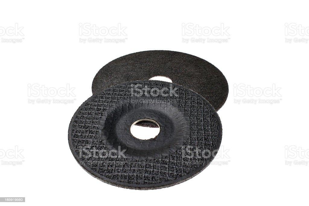 Discs stock photo