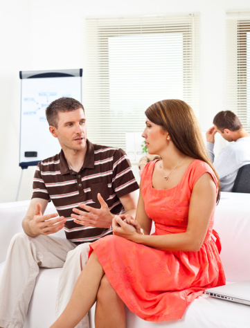 Discussion Stock Photo - Download Image Now