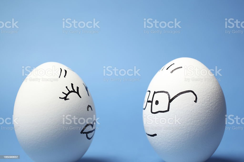 Discussion stock photo