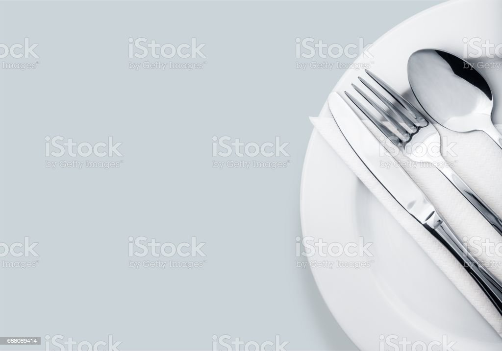 Dishware. stock photo