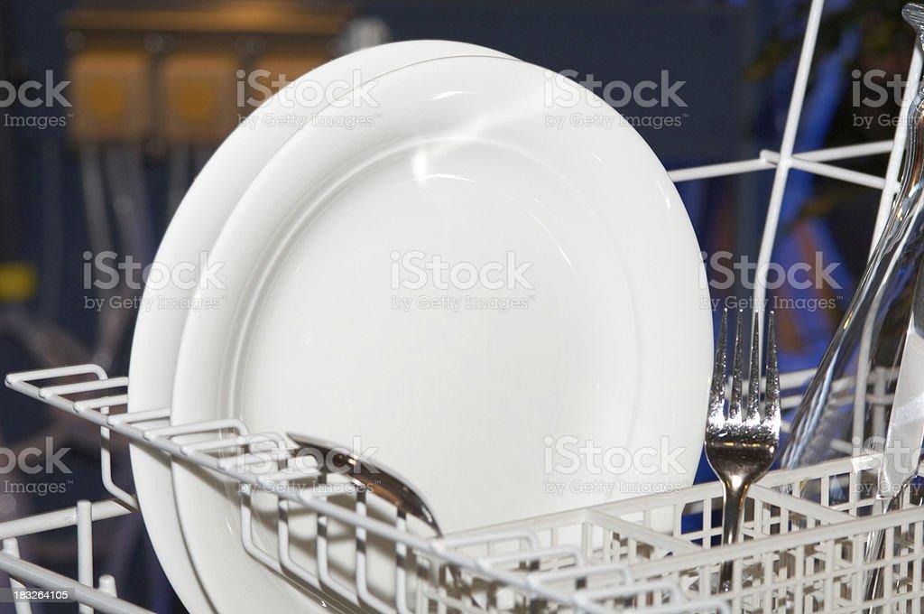 dishwash royalty-free stock photo
