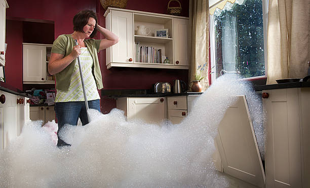 Premise Indicator Words: Best Kitchen Disaster Stock Photos, Pictures & Royalty