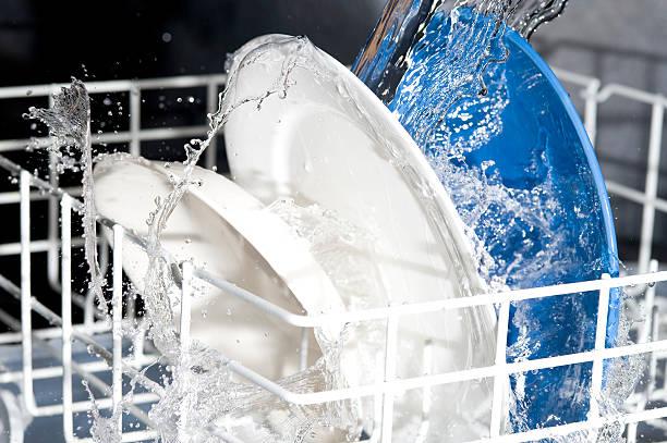 Lavaplatos - foto de stock