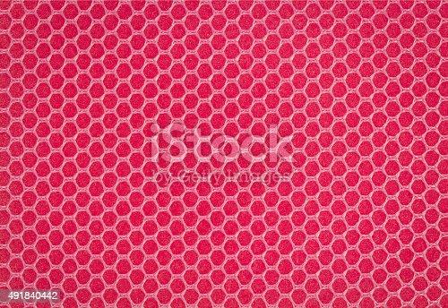istock Dishwashing sponge Octagon 491840442