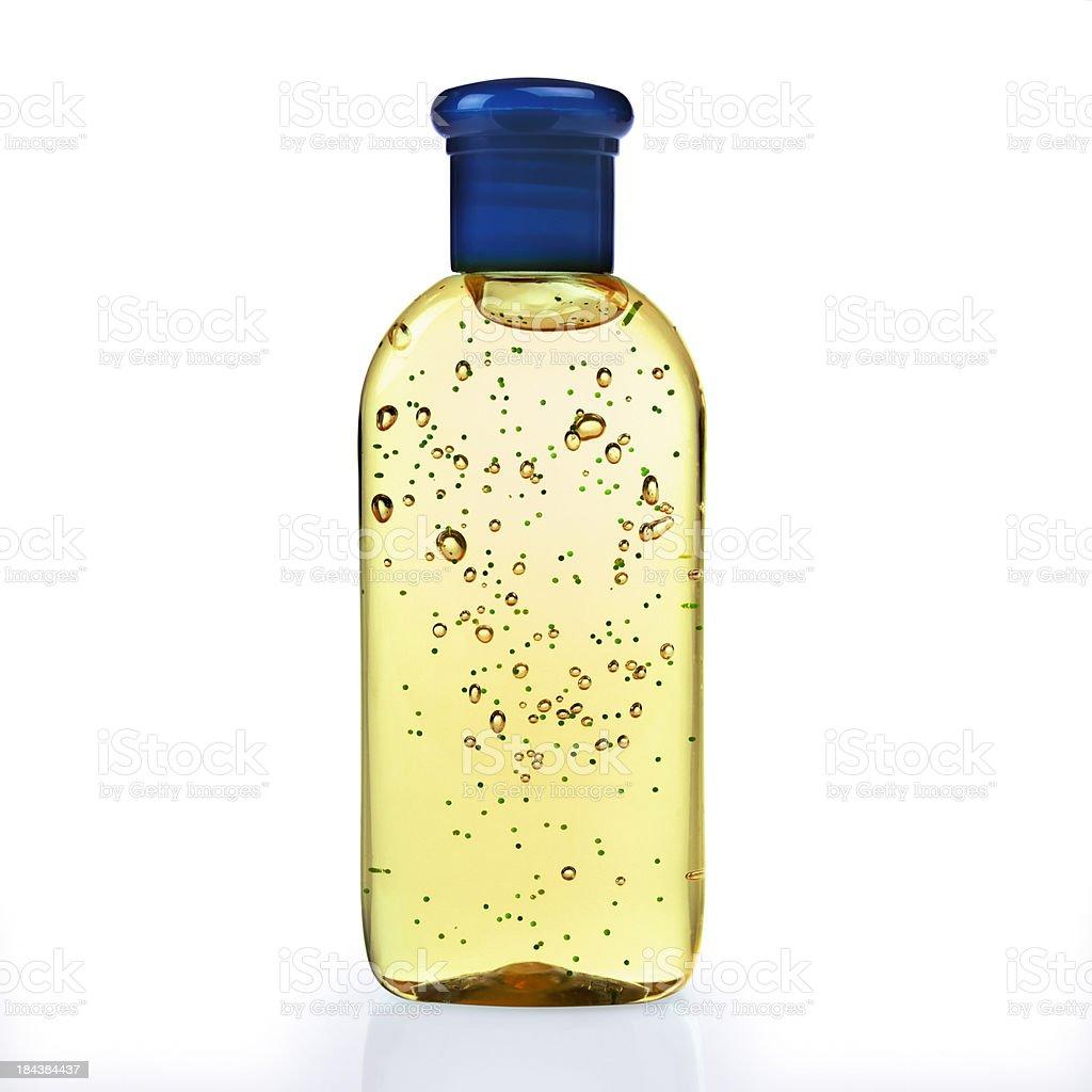 Disinfectant gel stock photo