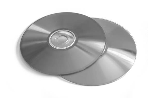disques cd isolé - blu ray disc photos et images de collection