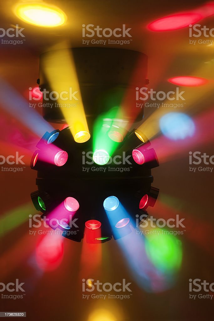 Disco royalty-free stock photo