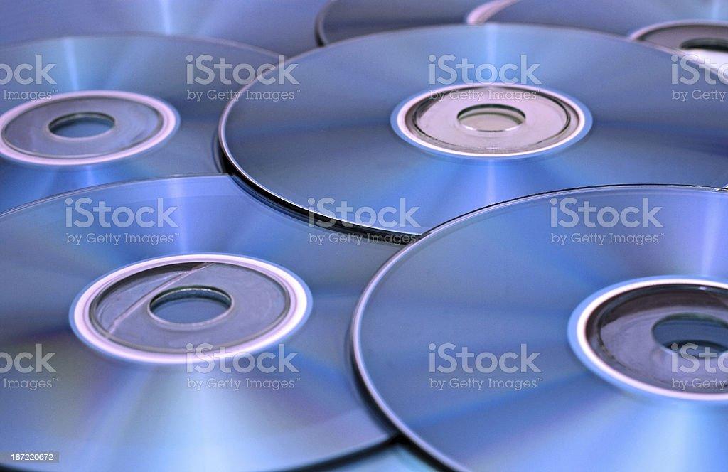 disks texture royalty-free stock photo