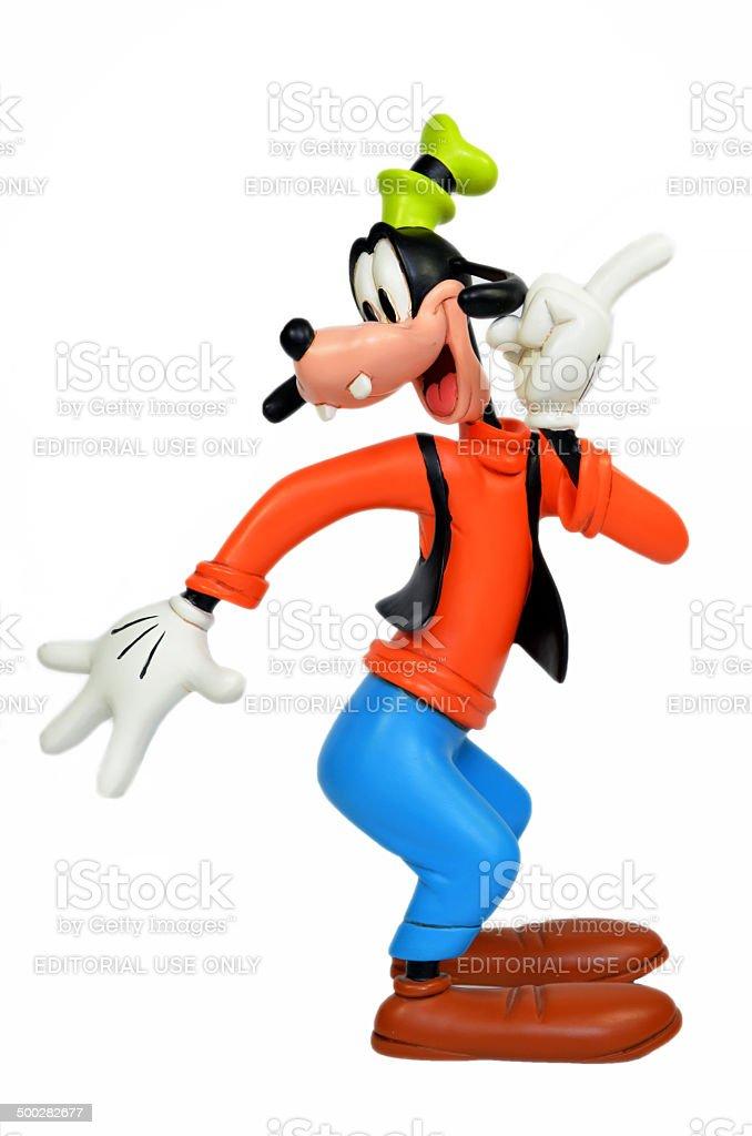 Disney Goofy stock photo