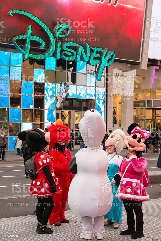 Disney stock photo